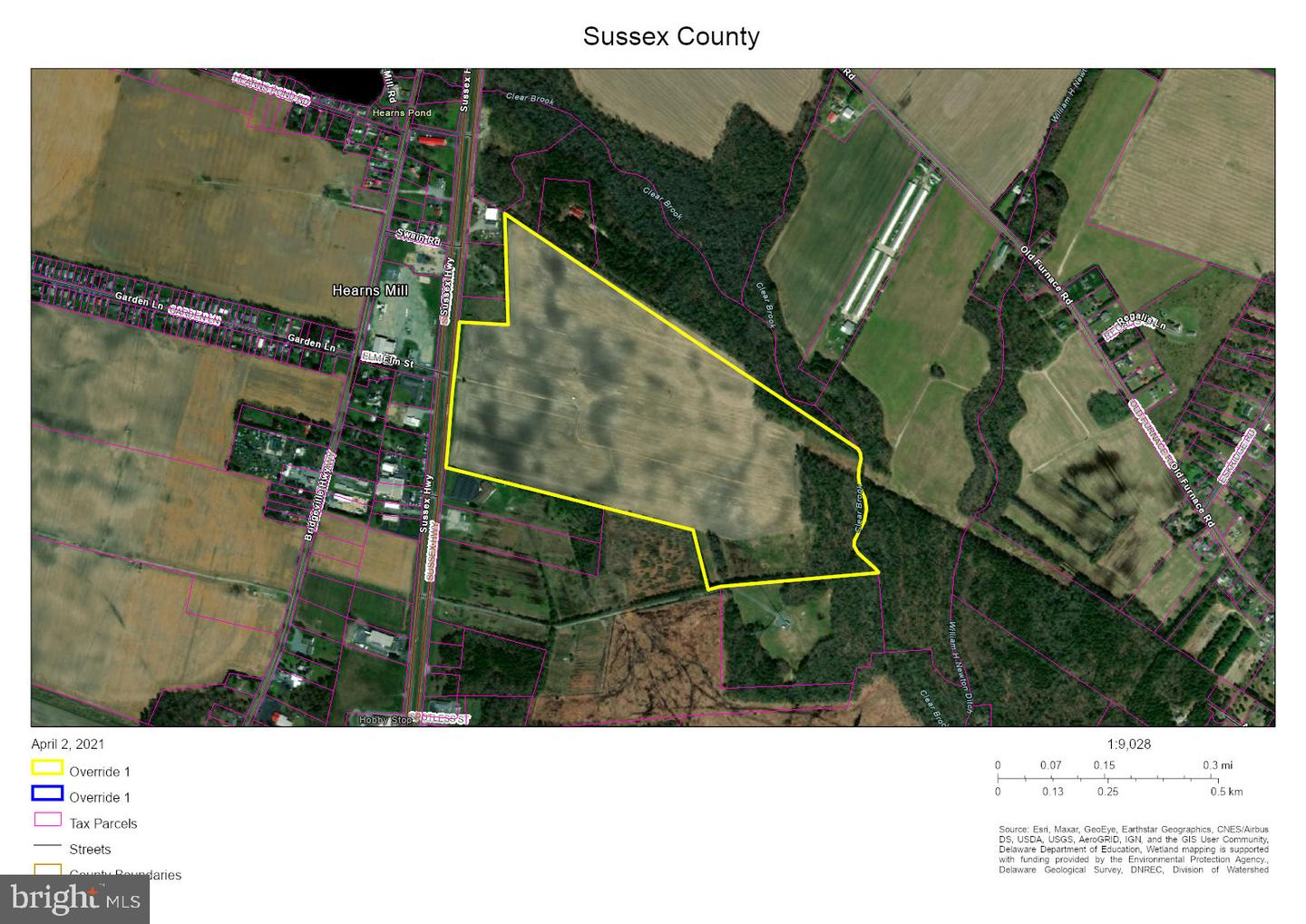 0 E ROUTE 13 HWY   - Lewes Realty Real Estate