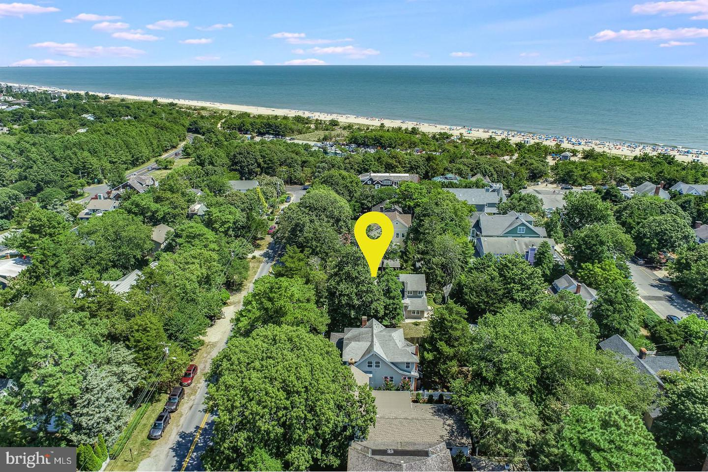 10 COLUMBIA AVE   - Lewes Realty Real Estate